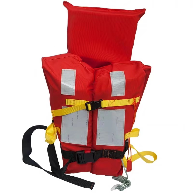 150N Foam Orange Offshore Rescue Life Jacket