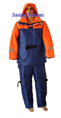 Keep Warm Working Flotation Suit